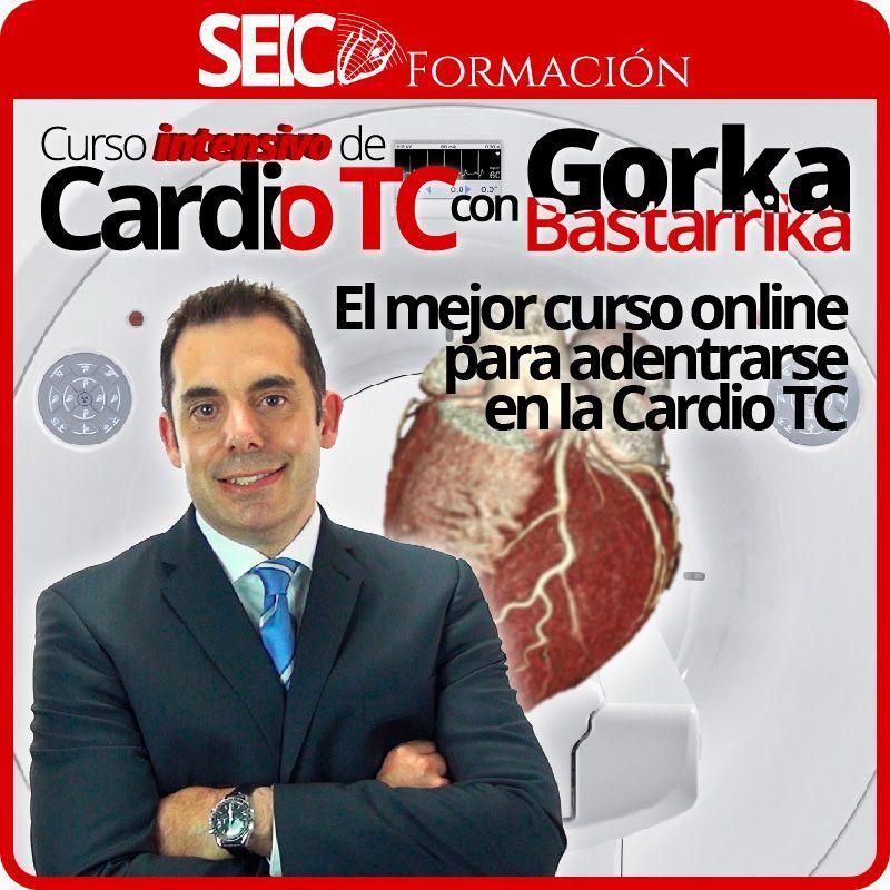 Curso Intensivo de Cardio TC con Gorka Bastarrika