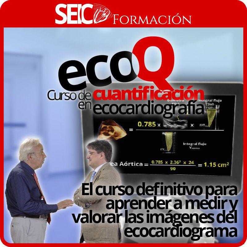 ecoQ - Curso de Cuantificación en Ecocardiografía