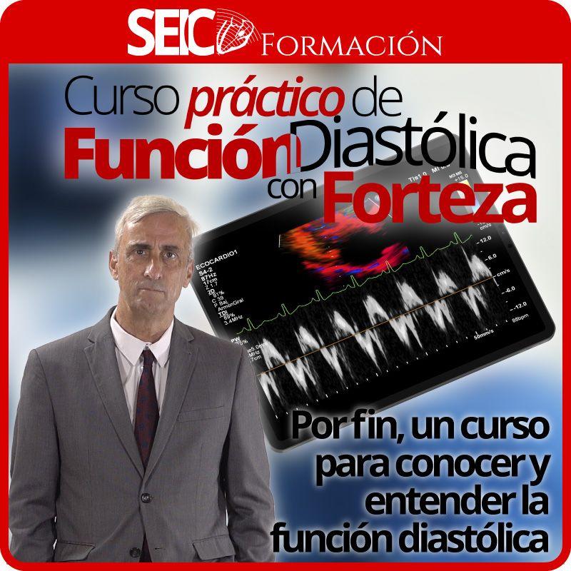 Curso Práctico de Función Diastólica con Forteza