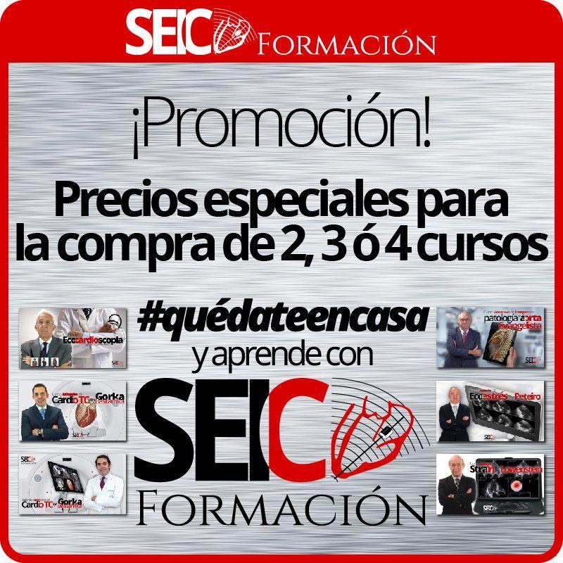 #quédateencasa y aprende con SEIC Formación
